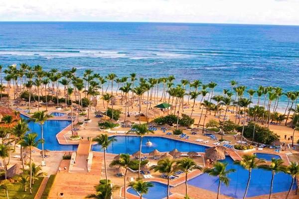 Vue panoramique - Hôtel Grand Sirenis Cocotal Beach Resort Casino & Aquagames 5*