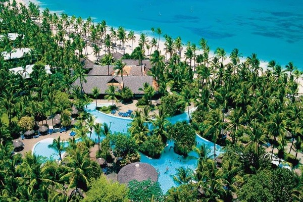 Vue panoramique - Club Héliades Bavaro Princess 5*