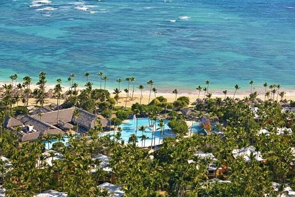 Vue panoramique - Hôtel Iberostar Bavaro 5* Punta Cana Republique Dominicaine