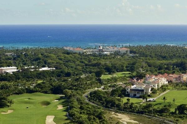 Vue panoramique - Hôtel Iberostar Bavaro Suites 5* Punta Cana Republique Dominicaine