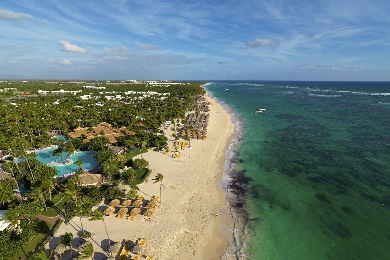 Vue panoramique - Iberostar Selection Bavaro 5* Punta Cana Republique Dominicaine