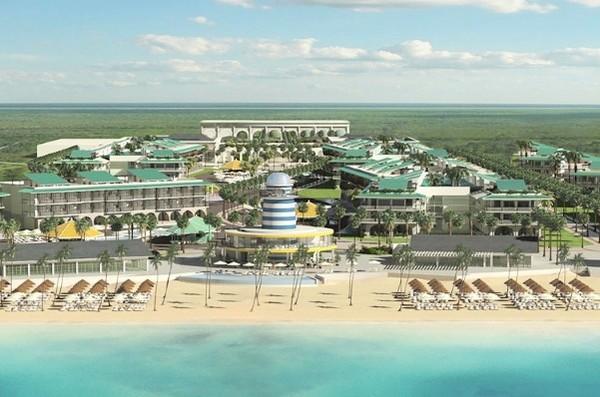 Vue panoramique - Club Kappa Club Ocean El Faro 5* Punta Cana Republique Dominicaine