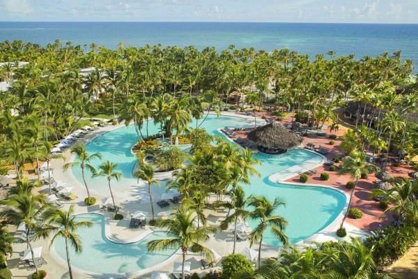 Vue panoramique - Club Lookéa Catalonia Bavaro 5* Punta Cana Republique Dominicaine