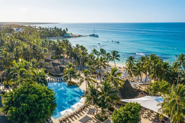 Vue panoramique - Club Lookéa Viva Dominicus Beach 4* Punta Cana Republique Dominicaine
