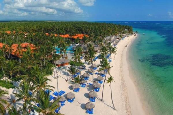 Vue panoramique - Hôtel Natura Park Beach Eco Resort & Spa 4* Punta Cana Republique Dominicaine