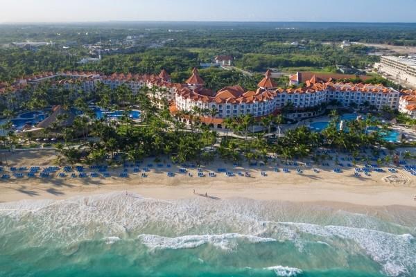 Vue panoramique - Occidental Caribe All Inclusive 4* Punta Cana Republique Dominicaine