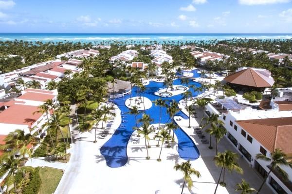 Vue panoramique - Hôtel Occidental Punta Cana 5*