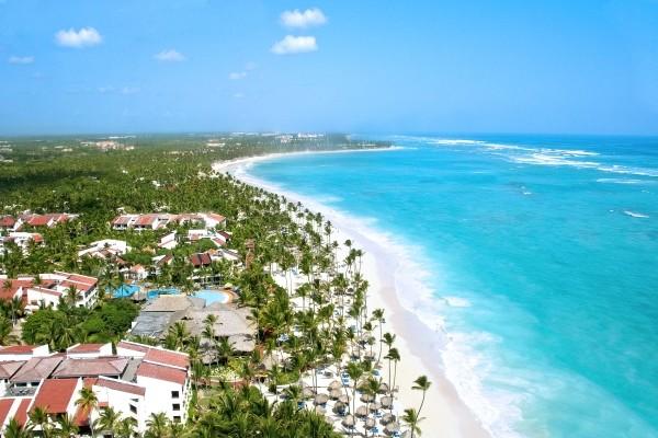 Vue panoramique - Occidental Punta Cana 5* Punta Cana Republique Dominicaine