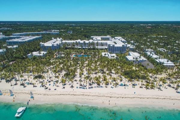 Vue panoramique - Hôtel Riu Palace Macao 5* Punta Cana Republique Dominicaine