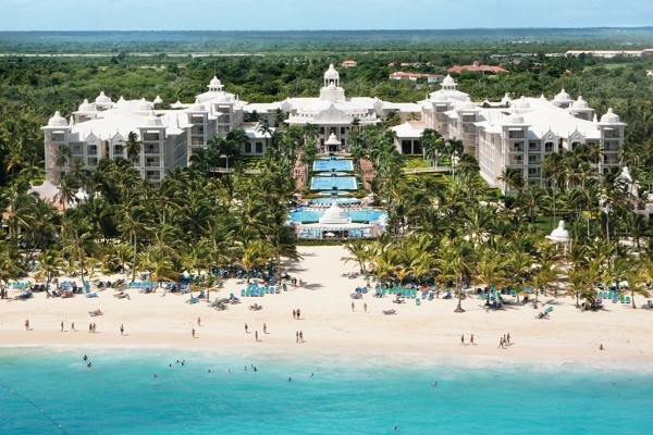 Vue panoramique - Hôtel Riu Palace Punta Cana 5*