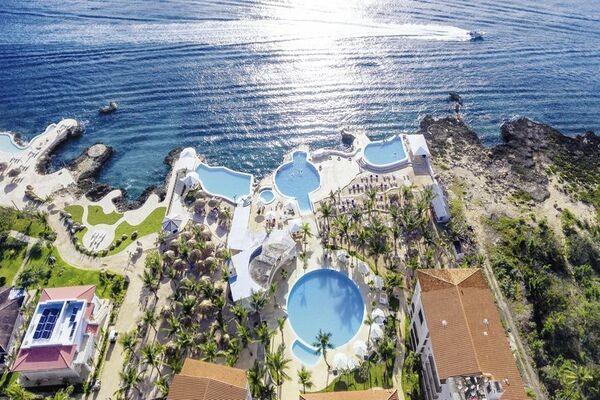 Vue panoramique - Hôtel Whala! Bayahibe 3* Punta Cana Republique Dominicaine