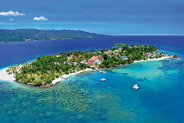 (fictif) - Hôtel Luxury Bahia Principe Cayo Levantado 5* Saint Domingue Republique Dominicaine