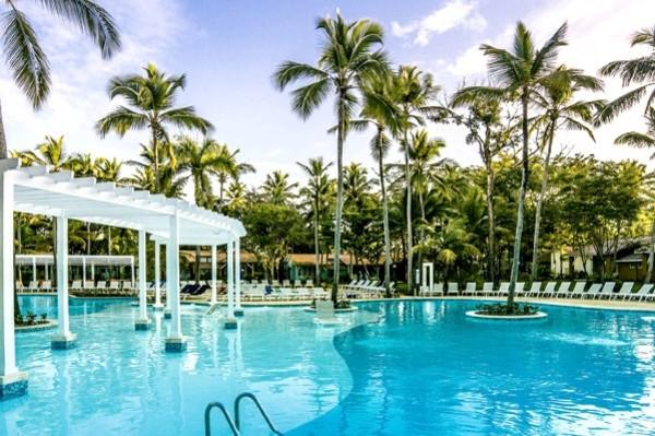 Piscine - Club Coralia Grand Paradise Samana 4* Saint Domingue Republique Dominicaine