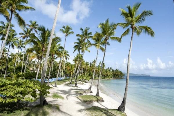 Plage - Club Coralia Grand Paradise Samana 4* Saint Domingue Republique Dominicaine