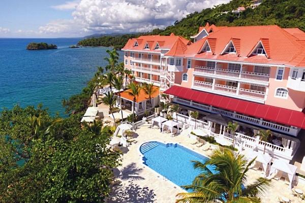 Vue panoramique - Hôtel Bahia Principe Luxury Samana 5*