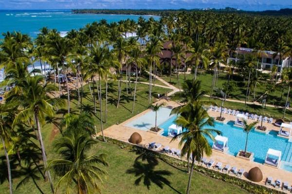 Vue panoramique - Club Kappa Club Viva Wyndham Samana 5* Saint Domingue Republique Dominicaine