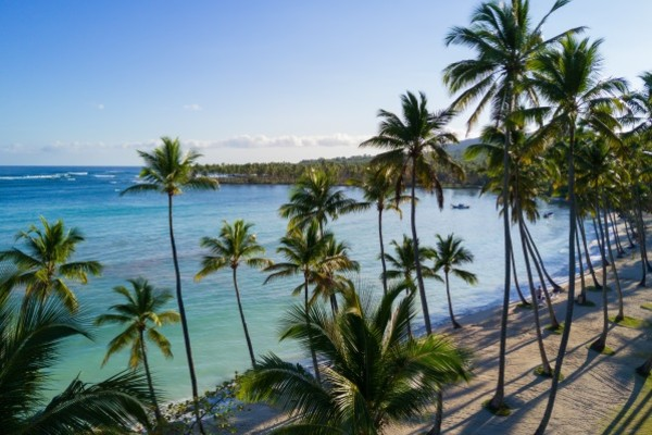 Plage - Grand Paradise Samana 4* Saint Domingue Republique Dominicaine