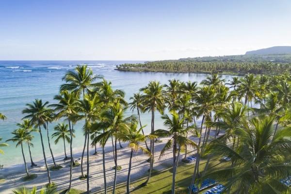 Plage - Hôtel Grand Paradise Samana 4* Samana Republique Dominicaine