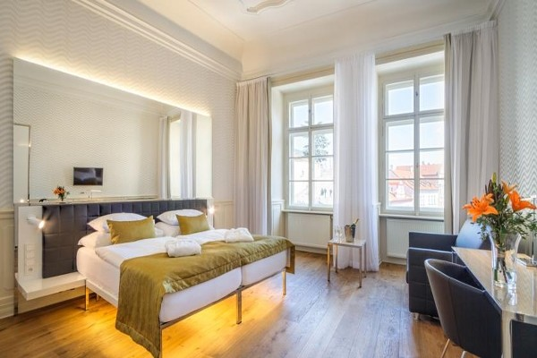 Chambre - Golden Star 4* Prague Republique Tcheque