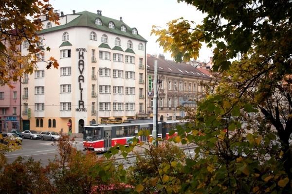 Facade - Hôtel Marchés de Noël à Prague 3* Prague Republique Tcheque