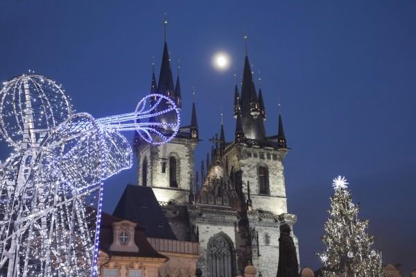 Monument - Hôtel Marché de Noel à Prague 4* Prague Republique Tcheque