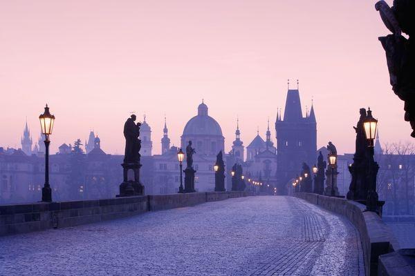 Ville - Hôtel Saint Sylvestre à Prague 3* Prague Republique Tcheque