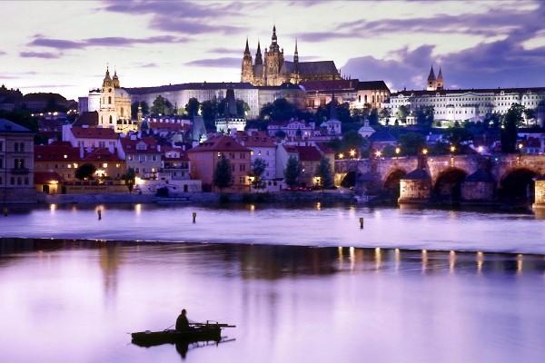 Ville - Hôtel Marchés de Noël à Prague 4*