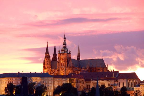Ville - Hôtel Marchés de Noël à Prague 4* Prague Republique Tcheque