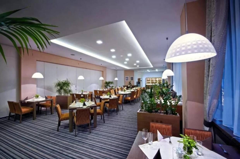 Restaurant - Hôtel Olsanka 4* Prague Republique Tcheque