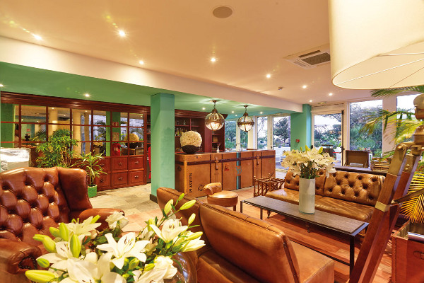 Bar - Hôtel Villa Delisle Hotel & Spa 4* Saint Denis Reunion