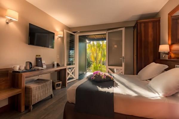 Chambre - Hôtel Iloha Seaview 3* Saint Denis Reunion