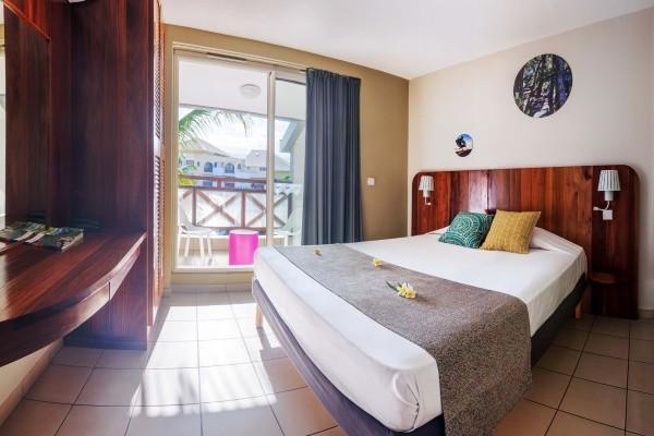 Chambre - Hôtel Tropic Appart Hôtel 3* Saint Denis Reunion