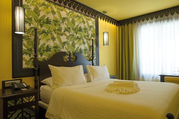 Chambre - Hôtel Villa Delisle Hotel & Spa 4* Saint Denis Reunion