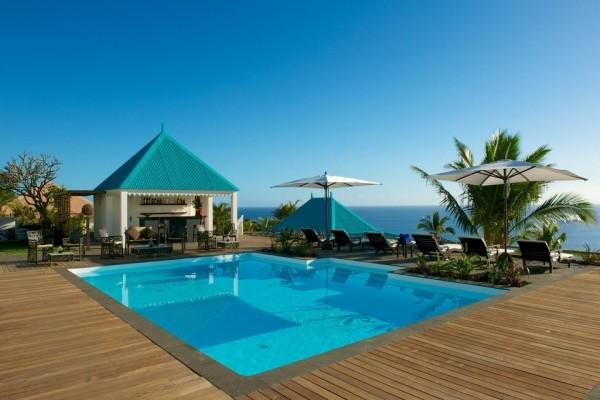 Piscine - Hôtel Blue Margouillat Seaview Hotel 4* Saint Denis Reunion