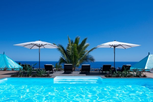 Piscine - Blue Margouillat Seaview Hotel