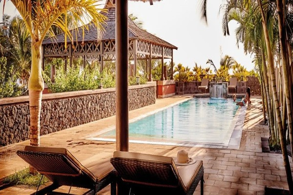 Piscine - Hôtel Iloha Seaview 3* Saint Denis Reunion
