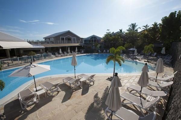 Piscine - Résidence hôtelière L'Archipel 3* Saint Denis Reunion