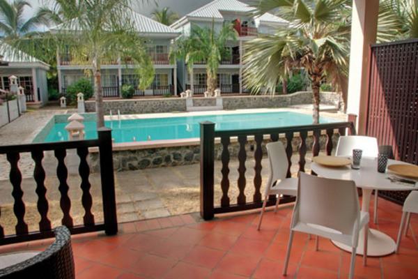 Piscine - Hôtel Les Créoles 3* Saint Denis Reunion