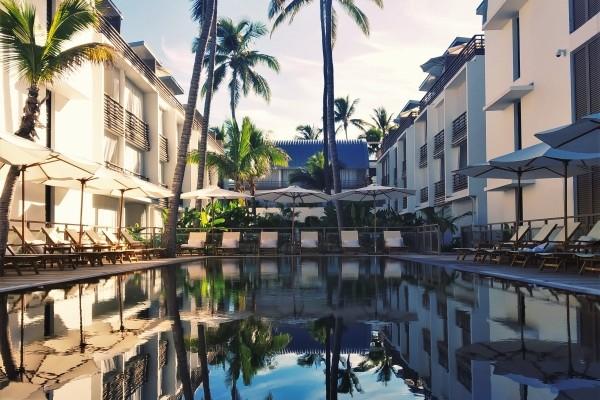 Piscine - Hôtel Ness by D-Ocean 4* Saint Denis Reunion