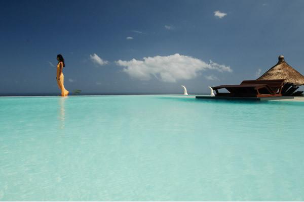 H tel palm hotel spa saint denis reunion ecotour - Piscine pierre de coubertin saint denis ...