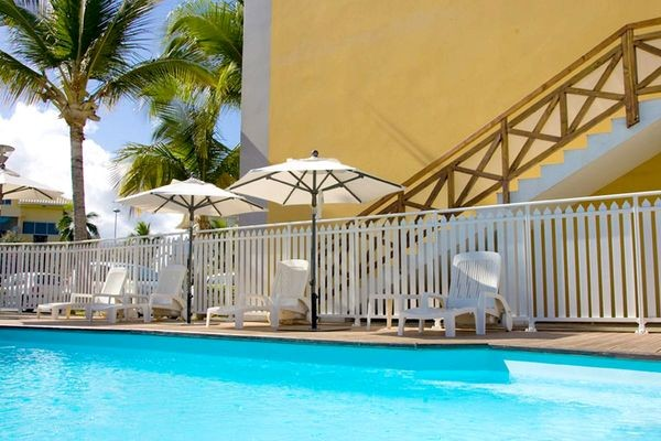 Piscine - Tropic Appart'Hotel