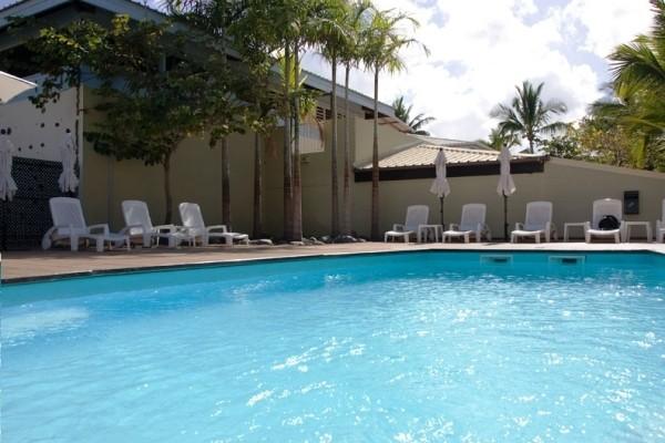 Piscine - Hôtel Tropic Appart'Hotel 3* Saint Denis Reunion