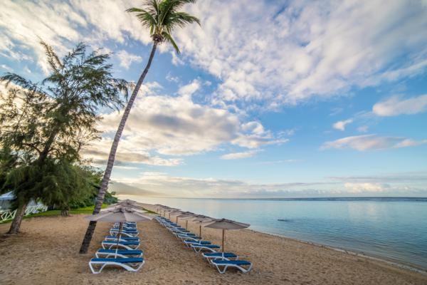 Plage - Le Nautile Beach Hotel