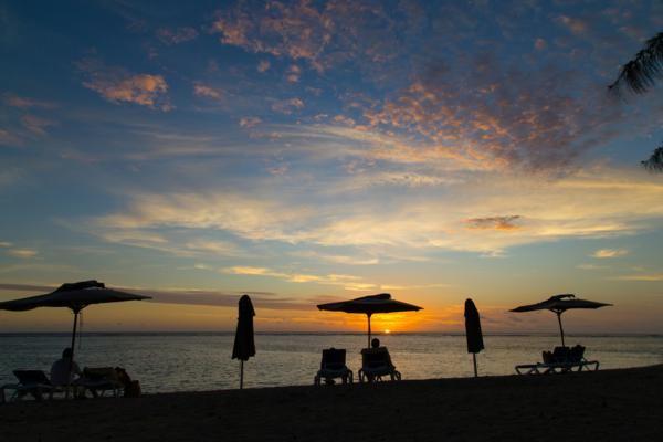 Plage - Le Nautile Beach Hotel 3* Saint Denis Reunion