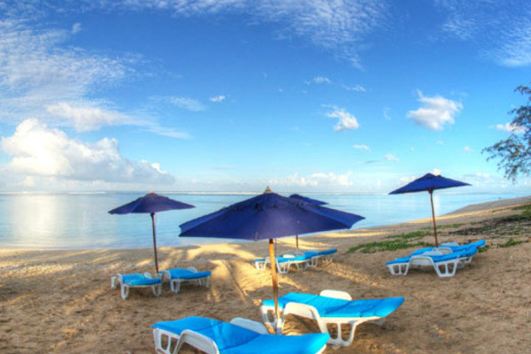 Plage - Hôtel Le Nautile Beachfront Hôtel 3* Saint Denis Reunion