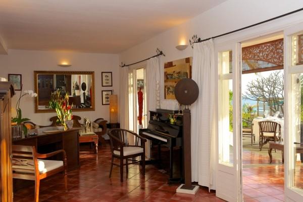 Reception - Hôtel Blue Margouillat Seaview Hotel 4* Saint Denis Reunion