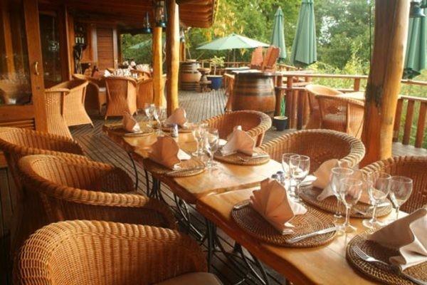 Restaurant - Hôtel Lodge Roche Tamarin 4* Saint Denis Reunion