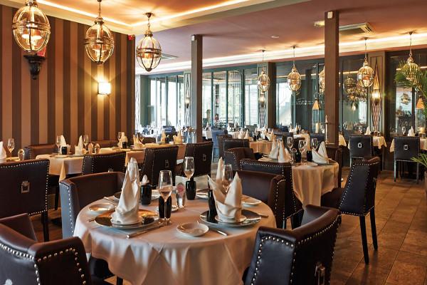 Restaurant - Hôtel Villa Delisle Hotel & Spa 4* Saint Denis Reunion