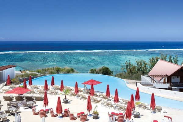 Vue panoramique - Hôtel Akoya & Spa 5*