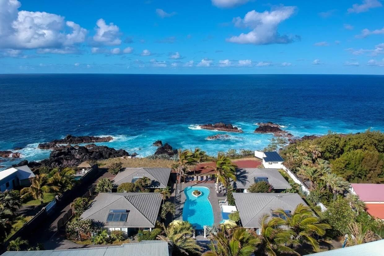 Vue panoramique - Le Victoria 3* Saint Denis Reunion